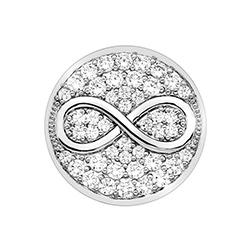 Obrázek è. 2 k produktu: Pøívìsek Hot Diamonds Emozioni Infinity Coin