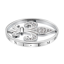 Přívěsek Hot Diamonds Emozioni Fleur De Ley Coin