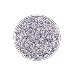 Obrázek č. 1 k produktu: Přívěsek Hot Diamonds Emozioni Scintilla Lavender Calmness Coin