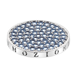Pøívìsek Hot Diamonds Emozioni Scintilla Blue Peace Coin