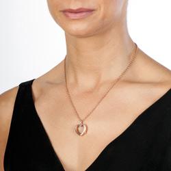 Obrázek è. 2 k produktu: Pøívìsek na elementy Hot Diamonds Anais Srdce EX002