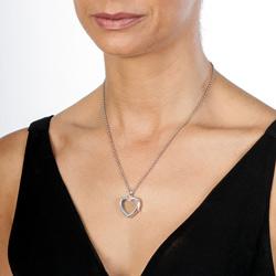 Obrázek è. 2 k produktu: Pøívìsek na elementy Hot Diamonds Anais Srdce EX003