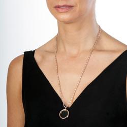 Obrázek è. 2 k produktu: Pøívìsek na elementy Hot Diamonds Anais Circle EX008