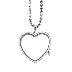 Obrázek è. 6 k produktu: Pøívìsek na elementy Hot Diamonds Anais Srdce EX009