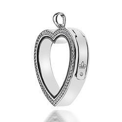 Přívěsek na elementy Hot Diamonds Anais Srdce EX011