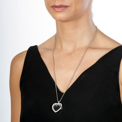 Obrázek è. 4 k produktu: Pøívìsek na elementy Hot Diamonds Anais Srdce EX011