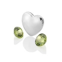 Pøívìsek Hot Diamonds Srdce Srpen Anais element EX127