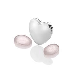 Pøívìsek Hot Diamonds Srdce Øíjen Anais element EX129