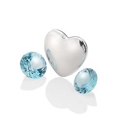 Pøívìsek Hot Diamonds Srdce Prosinec Anais element EX131
