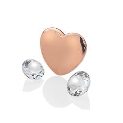Pøívìsek Hot Diamonds Srdce Duben Anais element EX135