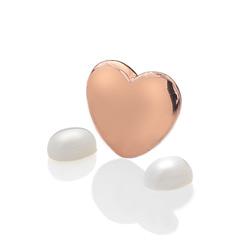 Pøívìsek Hot Diamonds Srdce Èerven Anais element EX137