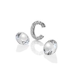 Pøívìsek Hot Diamonds Abeceda Anais element EX222