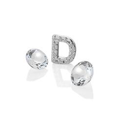 Pøívìsek Hot Diamonds Abeceda Anais element EX223