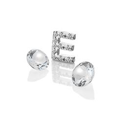 Pøívìsek Hot Diamonds Abeceda Anais element EX224