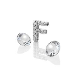 Pøívìsek Hot Diamonds Abeceda Anais element EX225