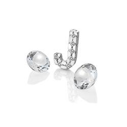 Pøívìsek Hot Diamonds Abeceda Anais element EX229