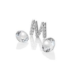 Pøívìsek Hot Diamonds Abeceda Anais element EX232