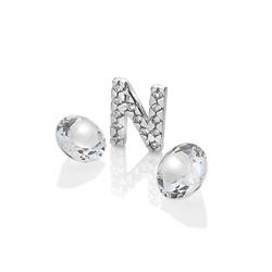 Pøívìsek Hot Diamonds Abeceda Anais element EX233