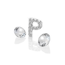 Pøívìsek Hot Diamonds Abeceda Anais element EX235