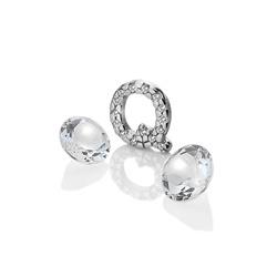 Pøívìsek Hot Diamonds Abeceda Anais element EX236
