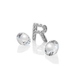 Pøívìsek Hot Diamonds Abeceda Anais element EX237