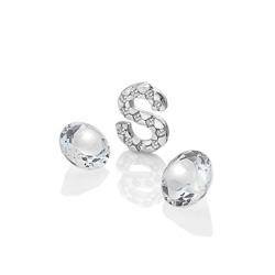 Pøívìsek Hot Diamonds Abeceda Anais element EX238