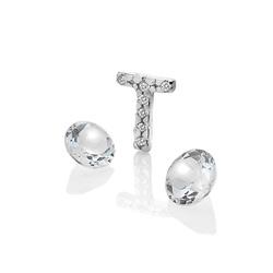 Pøívìsek Hot Diamonds Abeceda Anais element EX239