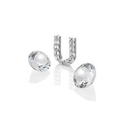Pøívìsek Hot Diamonds Abeceda Anais element EX240