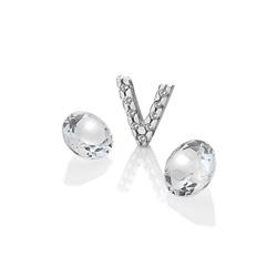 Pøívìsek Hot Diamonds Abeceda Anais element EX241