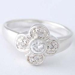 Stříbrný Prsten OR2434 LauraVerdi