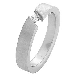 Prsten z chirurgické oceli RSS 227 Tribal