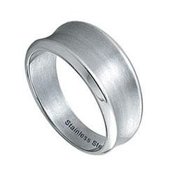 Prsten z chirurgické oceli RSS23 Tribal