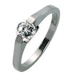 Prsten z chirurgické oceli RSSJ03 Tribal