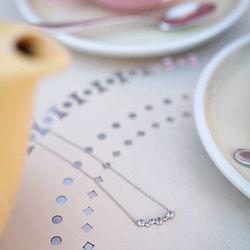Obrázek č. 4 k produktu: Stříbrný náhrdelník Hot Diamonds Tender DN147