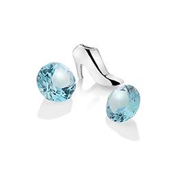 Støíbrný pøívìsek Hot Diamonds Anais achát element AC116