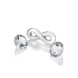 Støíbrný pøívìsek Hot Diamonds Anais topaz element AC120