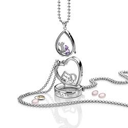 Obrázek č. 2 k produktu: Přívěsek Hot Diamonds Srdíčko Anais element EX214