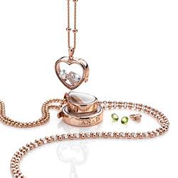Obrázek č. 1 k produktu: Přívěsek Hot Diamonds Osmnáct Anais element EX209