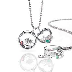 Obrázek č. 1 k produktu: Přívěsek Hot Diamonds Wishbone Anais element EX092