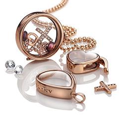 Obrázek è. 2 k produktu: Pøívìsek Hot Diamonds Srdíèka Anais element EX107