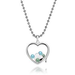 Obrázek è. 4 k produktu: Pøívìsek Hot Diamonds Anais element achát AG012