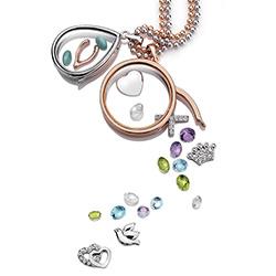 Obrázek č. 5 k produktu: Přívěsek Hot Diamonds Wishbone Anais element EX093