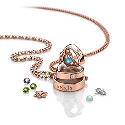 Obrázek č. 1 k produktu: Přívěsek Hot Diamonds Vážka Anais element EX204