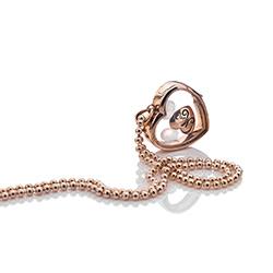 Obrázek è. 4 k produktu: Pøívìsek Hot Diamonds Srdíèko Anais element EX215