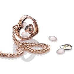 Obrázek è. 10 k produktu: Pøívìsek Hot Diamonds Srdíèko Anais element EX215