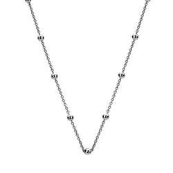 Stříbrný řetízek Hot Diamonds Emozioni Intermittent Silver 61