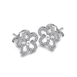 Obrázek è. 2 k produktu: Støíbrné náušnice Hot Diamonds Daisy DE583