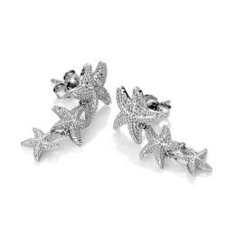 Obrázek è. 2 k produktu: Støíbrné náušnice Hot Diamonds Daisy DE601