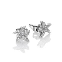 Obrázek č. 1 k produktu: Stříbrné náušnice Hot Diamonds Daisy DE604