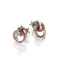 Obrázek è. 2 k produktu: Støíbrné náušnice Hot Diamonds Jasmine RG DE611